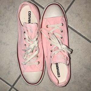 New Pink Converse